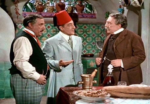 Risultati immagini per un turco napoletano film 1953